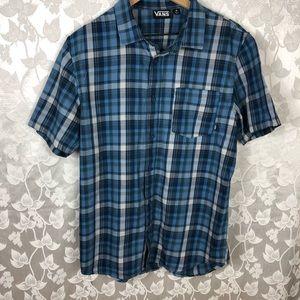 VANS Men's Shirt. Size Medium. 100% Cotton.